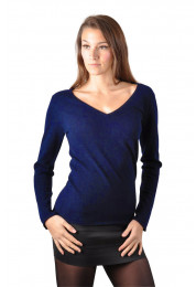 177cf8a057 Sweater in cashmere with ribbons